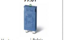 99.01.0.024.08 Модуль индикации и защиты