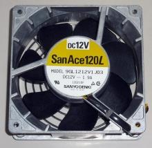 9CR1212P0G03 Вентилятор 120X76MM