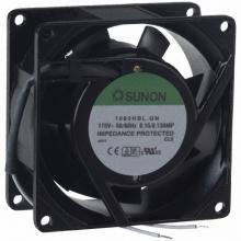 A1123-HBL.(7).GN AC Вентилятор 119.5X38.5MM 115VAC