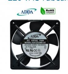 AA1252MB-AT | ADDA Вентилятор 120х120