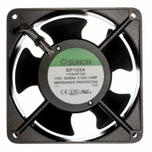AB1123-HBL.GN AC Вентилятор 120.5X37MM 115VAC