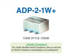 ADP-2-1W+ | Mini Circuits | Сплиттер