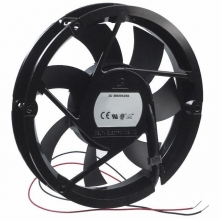 AFB1748H-A Осевой вентилятор 172X25.4MM 48VDC