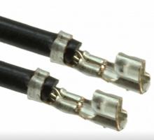 0002062101-10-B2-D | Molex | Монтажные провода обжатые Molex