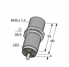 BI15-M30-AP6X | Turk Индуктивный датчик (арт. 4618530)