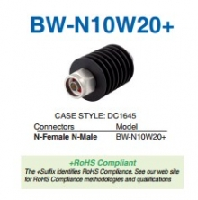 BW-N10W20+ Aттенюатор