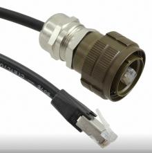 C-RJFTV5E1706MG03 | Cinch | Кабели модульные Cinch Connectivity Solutions