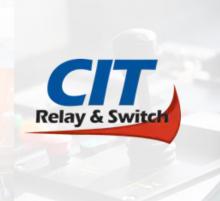 1101A1BQEA | CIT Relay | Ползунковый переключатель