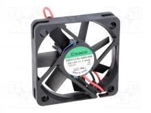 EB50101S2-000U-999 DC Вентилятор 50X10MM 12VDC