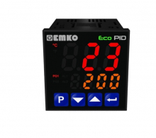 ECO PID | EMKO | PID Блок контроля температуры