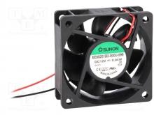 EE60251B3-000U-999 DC Вентилятор 60X25MM 12VDC