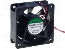 EE60252B3-000U-A99 DC Вентилятор 60X25MM 24VDC