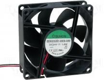 EE80252B1-000U-A99 DC Вентилятор 80X25MM 24VDC