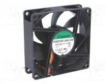 EE80252B1-000U-G99 DC Вентилятор 80X25MM 12VDC