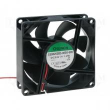 EE80252B3-000U-999 DC Вентилятор 80X25MM 24VDC