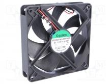 EEC0251B1-000U-A99 DC Вентилятор 120X25MM 12VDC