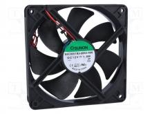 EEC0251B3-000U-A99 DC Вентилятор 120X25MM 12VDC
