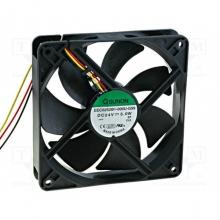 EEC0252B1-000U-G99 DC Вентилятор 120X25MM 24VDC