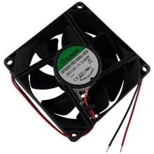 GF80251B2-000U-AE9 DC Вентилятор 80X25MM 12VDC