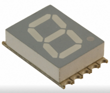 5082-7610 | Broadcom Limited | Светодиодные символы и цифры Broadcom Limited