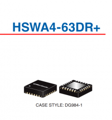 HSWA4-63DR+ Переключатель