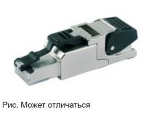 J00026A2002 | Telegartner | Разъем MFP8 Cat.6 A экранированный