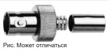 J01001A1265 | Telegartner | Обжим прямой BNC