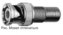 J01008A0021 | Telegartner | BNC в F
