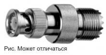 J01008A0024 | Telegartner | BNC в UHF
