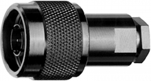 J01020A0015 | Telegartner | Прямой штекер G7 (RG-316 / U)