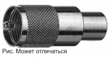 J01040A0015 | Telegartner | UHF прямой штекер