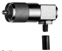 J01040B0691 | Telegartner | UHF Угловой Штекер Обжим