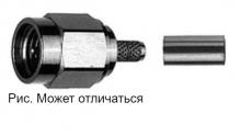 J01150A0011 | Telegartner | SMA Прямой Обжимной Штекер
