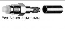 J01701A0003 | Telegartner | Обжим прямой FME