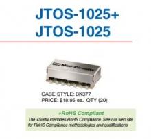 JTOS-1025 Генератор