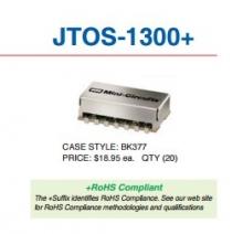 JTOS-1300+ | Mini Circuits | Генератор