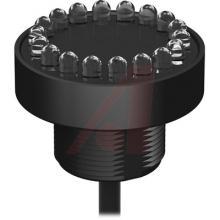 K50LDXGXP Индикатор зеленый, 2M CABLE; PNP; 18-30VDC