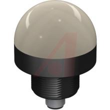 K50LGRY2NQ Светодиодный маяк, зеленый, красный, желтый, базовое крепление, 18 - 30 В постоянного тока
