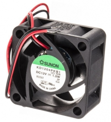 KD1204PKB2.(2).GN DC Вентилятор 40X20MM 12VDC