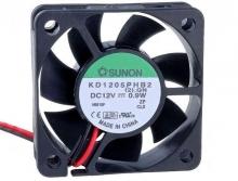 KD1205PHB2.(2).GN DC Вентилятор 50X15MM 12VDC
