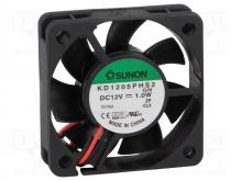 KD1205PHS2.GN DC Вентилятор 50X15MM 12VDC
