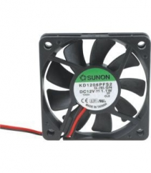 KD1206PTB2.(2).GN DC Вентилятор 60X25MM 12VDC