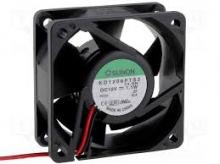 KD1206PTS3.13.GN DC Вентилятор 60X25MM 12VDC