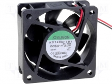 KD2405PHB1.(2).GN DC Вентилятор 50X15MM 24VDC