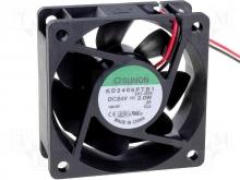 KD2405PHB2.(2).GN DC Вентилятор 50X15MM 24VDC