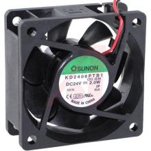KD2406PTB1.13.(2).A.GN DC Вентилятор 60X25MM 24VDC