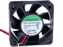 KDE1205PHV2 MS.A.GN.C1500 DC Вентилятор 50X15MM 12VDC