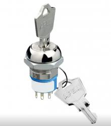 JD83072 | APEM | Ключ выключатель APEM