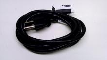 LQMAC-306B Шнур для настенной розетки, NEMA 5-15Grounded (IEC Type B), 1,8 м (6 футов)