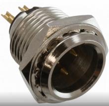 KPSE06F106P | ITT Cannon | Круглые разъемы ITT Cannon